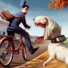 postman barking