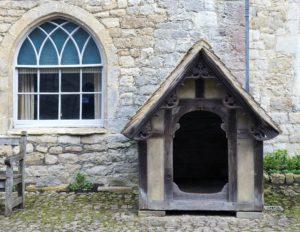 fancy dog kennel