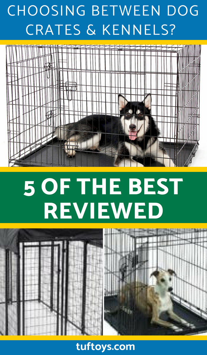 How do you choose between dog crates and kennel. Here are the top 5 reviewed