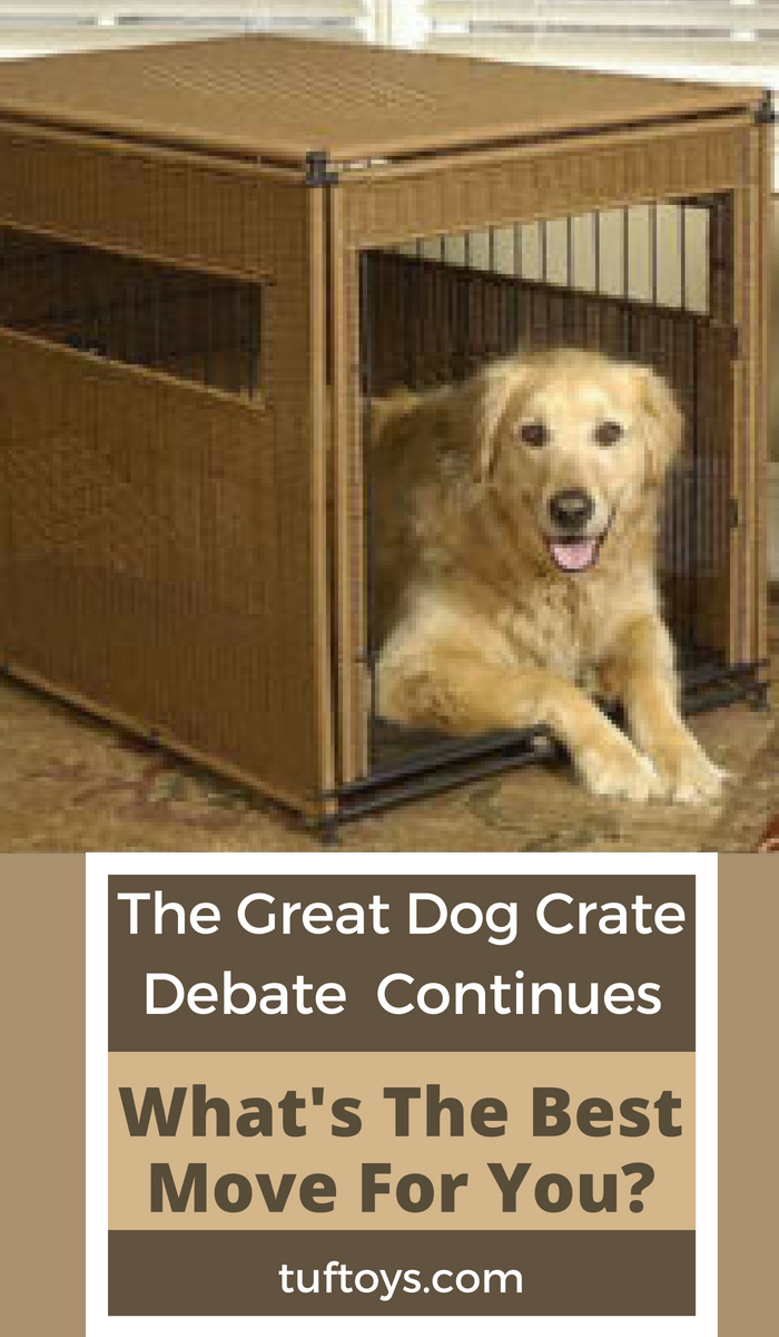 The great crate debate continues- what's the best move for you