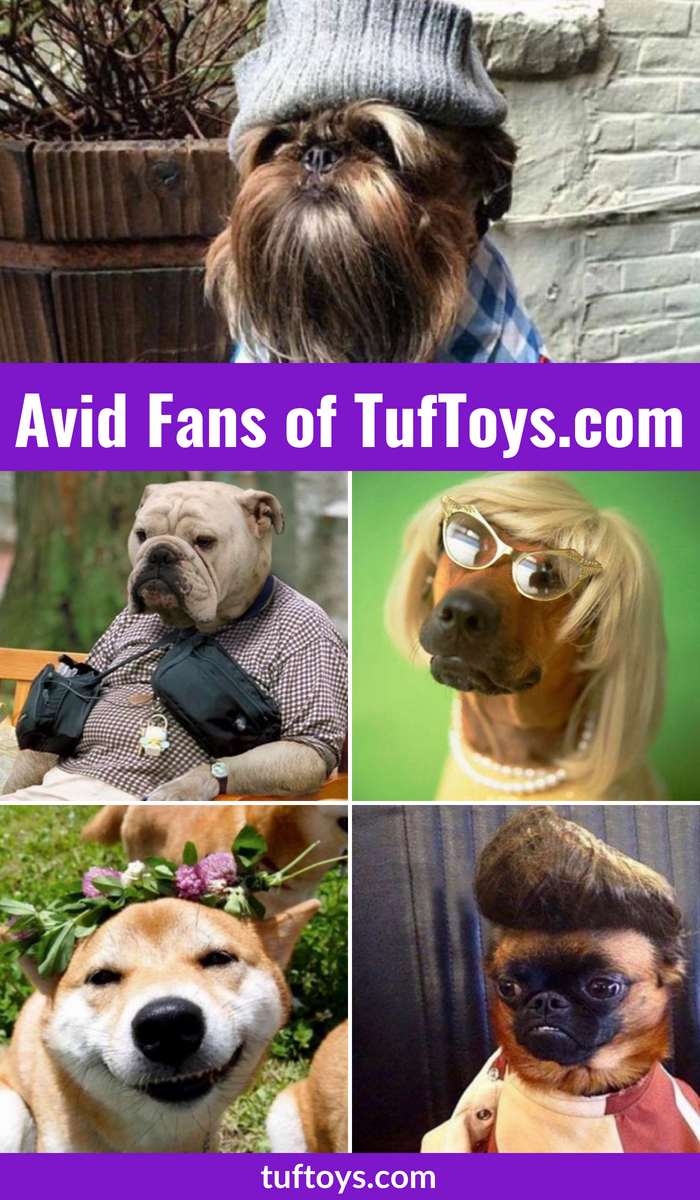 Avid fans of TufToys.com