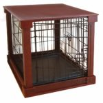 Wood Dog Crate Covers